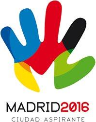 Logo Madrid 2016