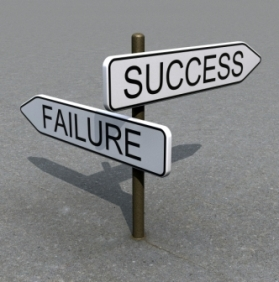 exito fracaso